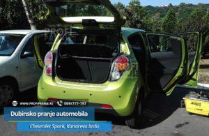 Dubinsko pranje automobila_Chevrolet Spark